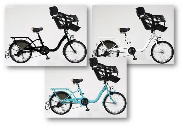子供乗せ自転車電動なしのおすすめ1あさひ自転車ママフレ