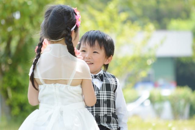 結婚式の子供(女の子)の服装マナーと、実際に子供たちが結婚式で着ていた服をチェック!