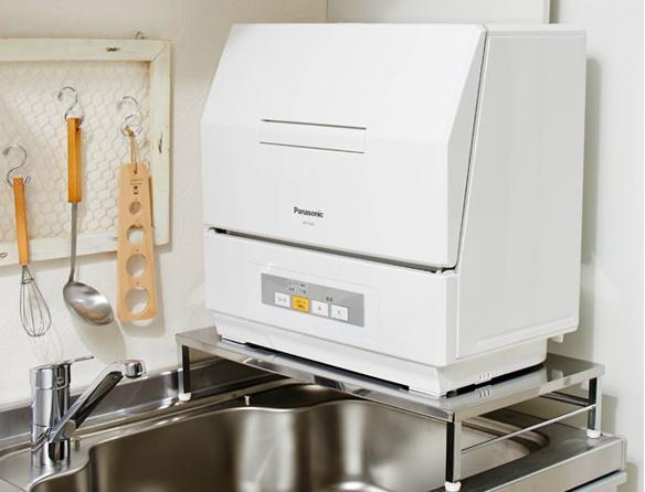 食洗機の置き場がない!棚もない!我が家がプチ食洗機を導入した時の話