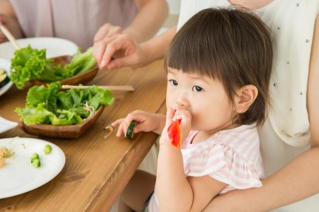 子供がご飯食べない2