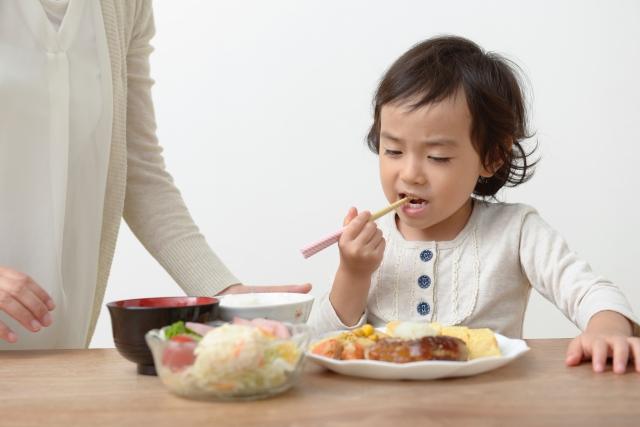子供がご飯食べない3