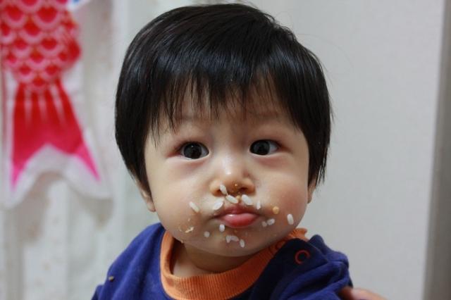 子供が好きなものばかり食べる
