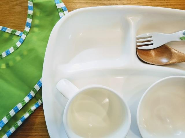 保育園ご飯1