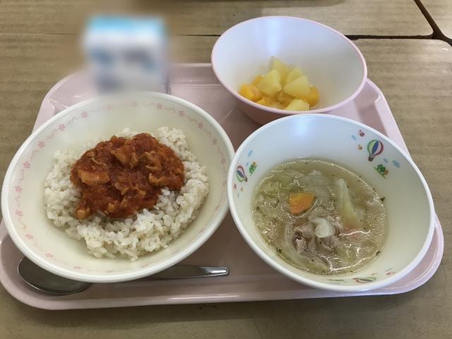 保育園ご飯2